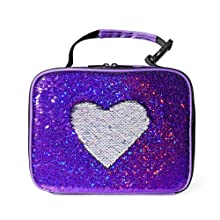 Purple Lunch Bag
