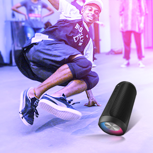 bluetooth speakers for dancing