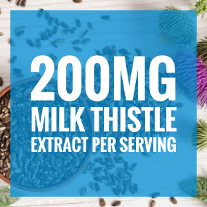 Contains 200 mg milk thistle extract per serving liver detox supplements fatty liver yellow dock