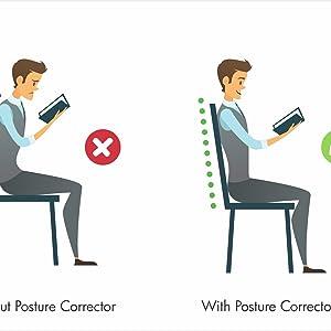 Better Sitting posture