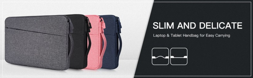 17.3 Inch Waterproof Laptop Bag Briefcase