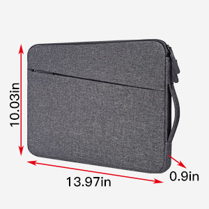 Dimension-13-13.3 Inch Laptop Bag