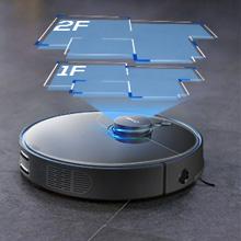 Multiple Floors Maps Management