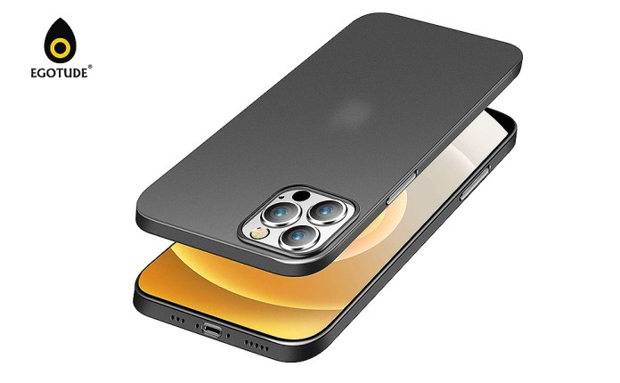 Egotude is a specialized brand in ultra thin cases. High quality which feels good in hands.