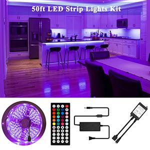 led strip light for bedroom
