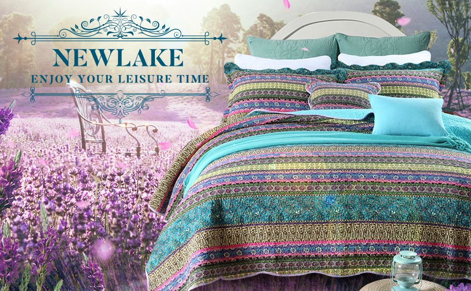 quilt bedspread set