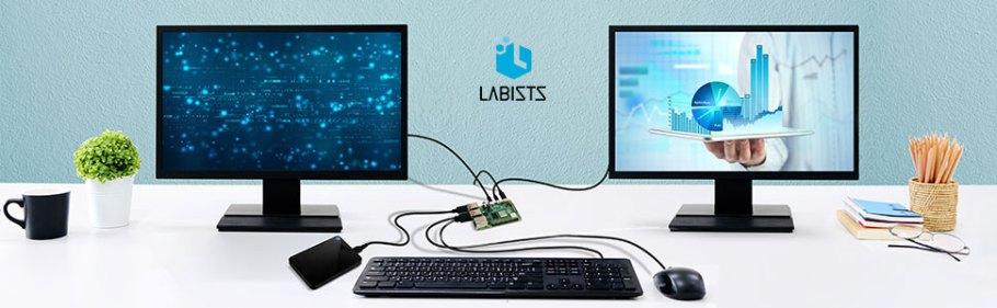 LABISTS Raspberry Pi 4 8Go