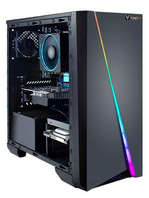 AEROCOOL CYLON MINI PC GAMING CASE CHASSI RGB