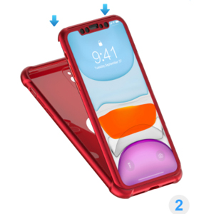 iPhone 11 full body case back case