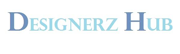 Designerz hub back cover