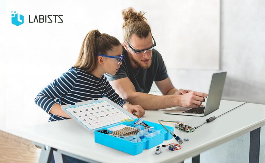 LABISTS Carte Starter Kit de Démarrage Complet