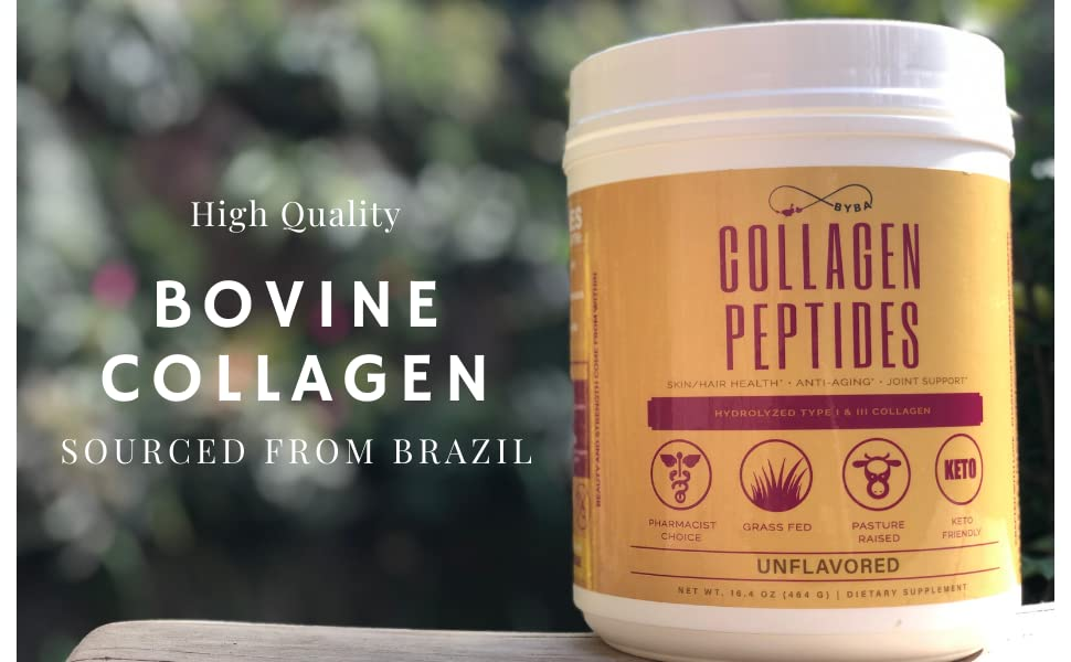 High Quality Bovine Collagen Sourced From Brazil