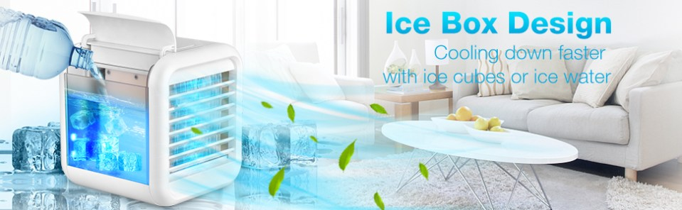 air cooler usb fan personal air cooler evaporative cooler portable air conditioner