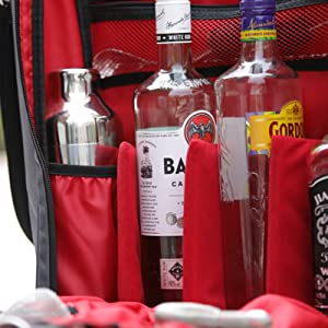 travel bartender bag