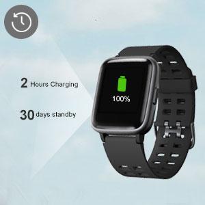 willful smart watch fitness tracker watch waterproof