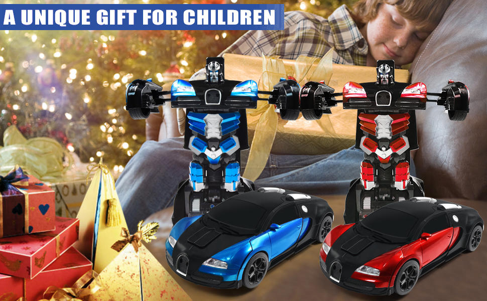 Christmas gift remote control car for boys
