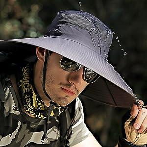 waterproof sun hats