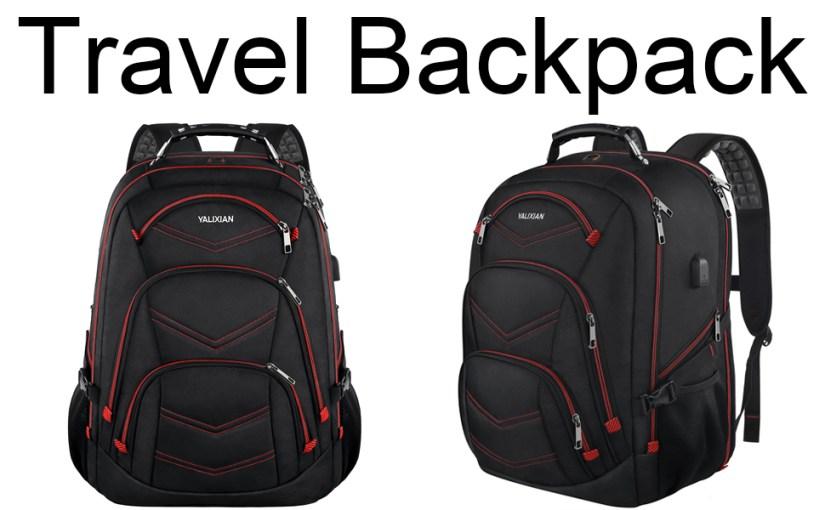 Extra Large Travel Laptop Backpack