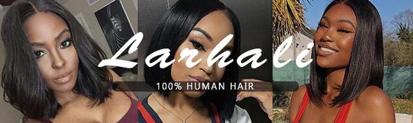 shor bob wigs human hair