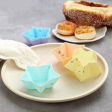 cupcake silicone mold