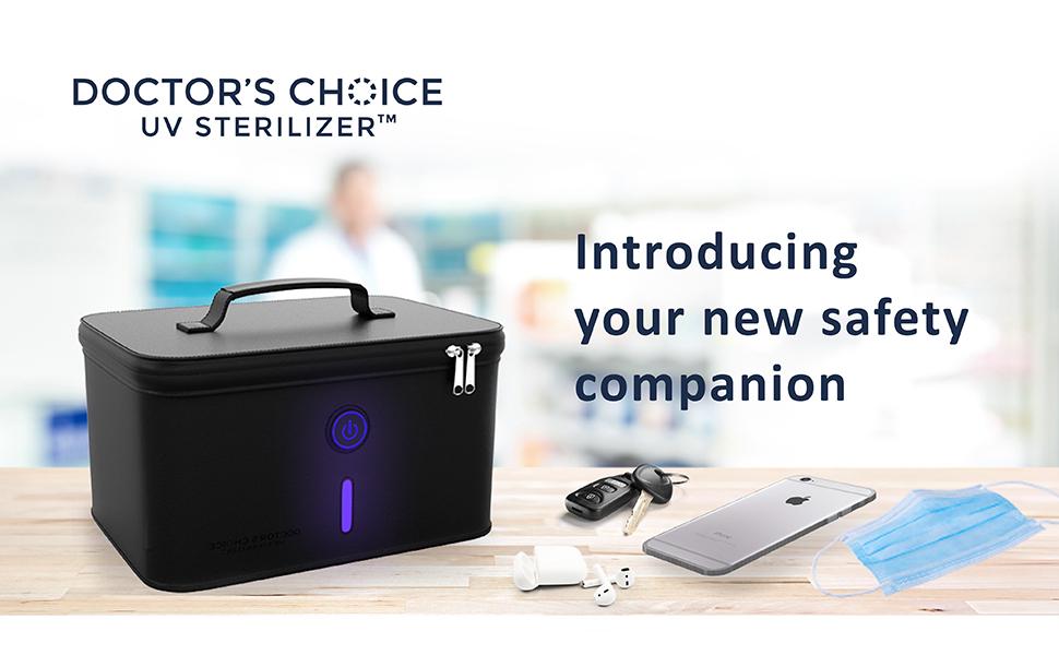 UV Light Sanitizer, uv sterilizer, uv sanitizer, phone sanitizer