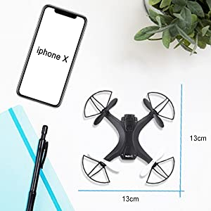 small size indoor drone