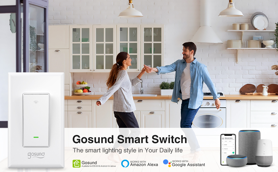 Gosund smart switch