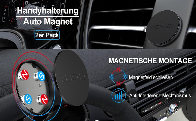 handyhalterung auto magnet