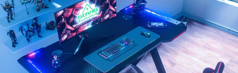 SOViD gaming desk For Son`s Gift