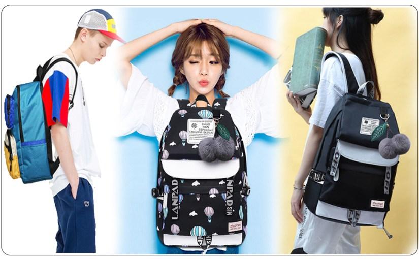 kid backpack show