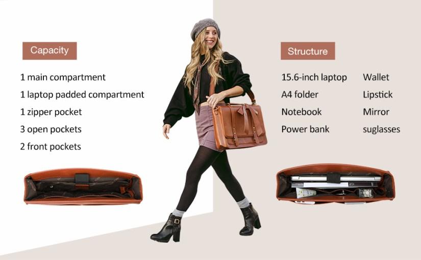 work briefcase for women