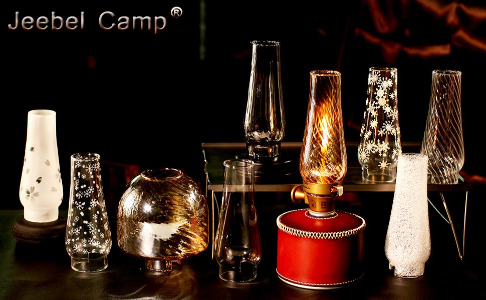 Jeebel Camp ラタングローブ