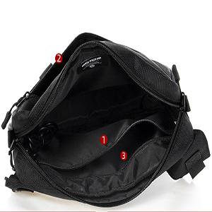 Shoulder Messenger Laptop Bag Case
