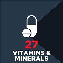 vitamin mass weight gainer