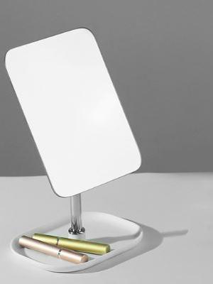 square dish mirror