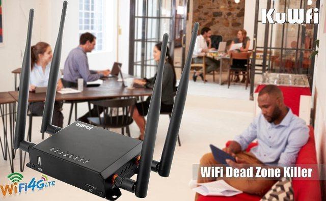 WiFi Wireless Router