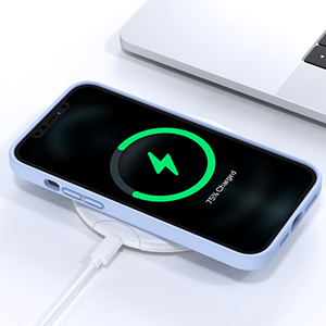 wireless charge case