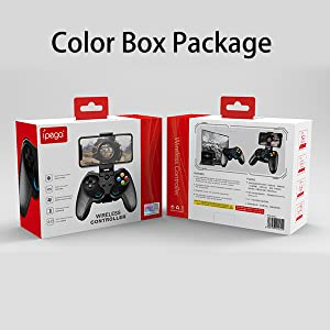 Color Box Package