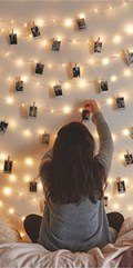 Fairy Copper String Lights