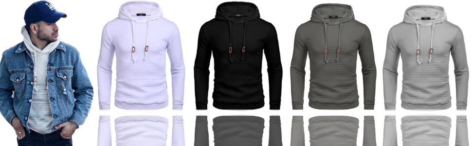 mens design hoodie