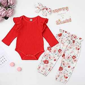 Infant baby girl clothes 6-9 months