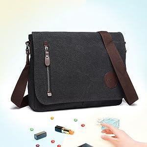 Kono messenger bag