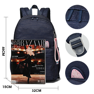 Size for this Backpack