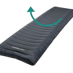 curve sleeping pad