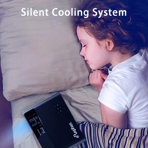 Slient Cooling System