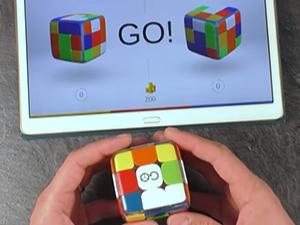 online battle with GoCube