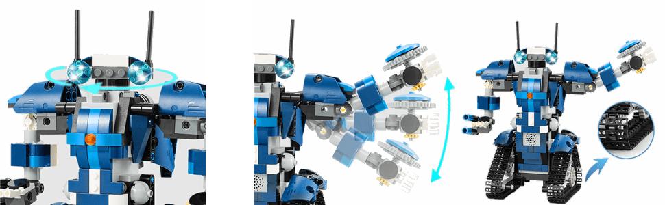 STEM Robot Toys for Kids