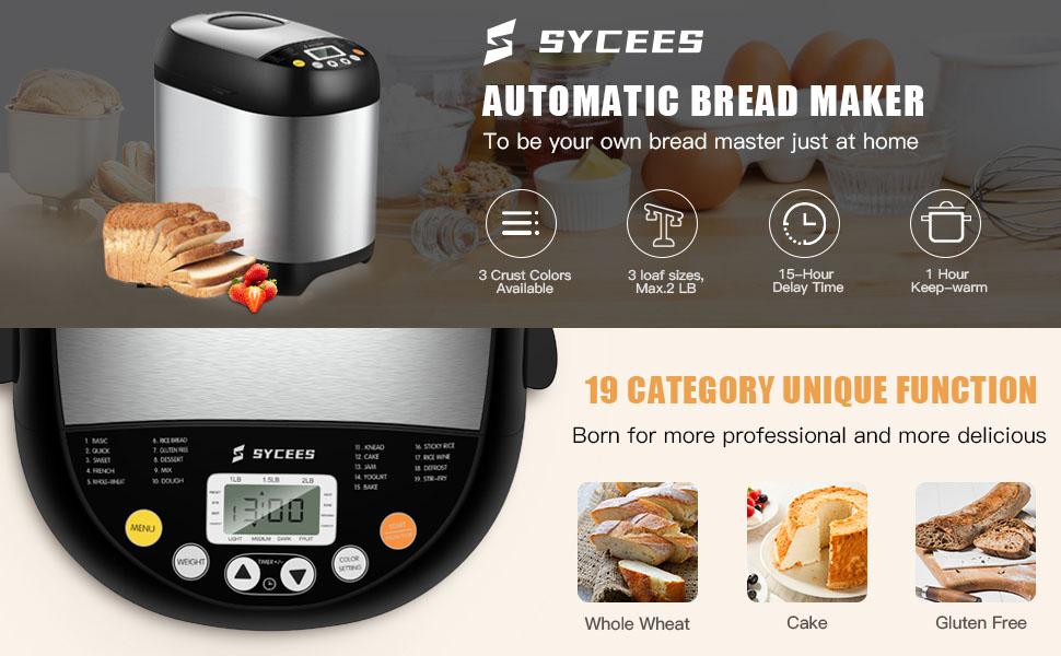 Bread maker