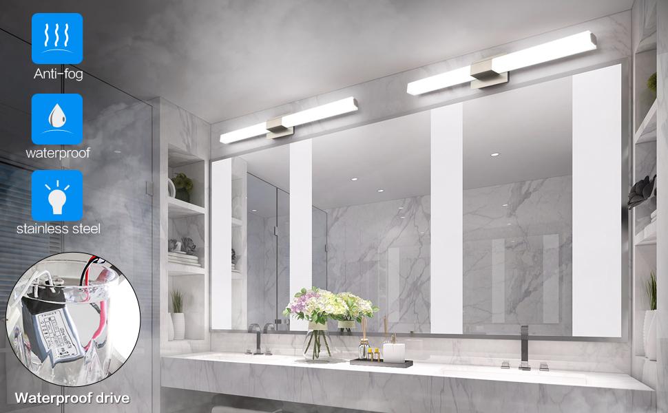 ZUZITO LED Vanity Light