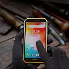 ulefone armor x7 outdoor smartphone